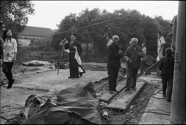 2010.10.25.[10] Zhejiang Yuyue Town Lunar September 19 Yuhuang Temple Festival 浙江 禹越镇九月十九禹皇庙大节-90