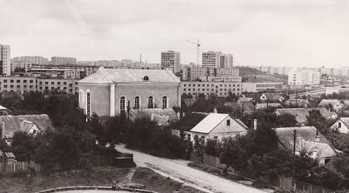 31. 11 октября 1981 года - освящение Дома молитвы