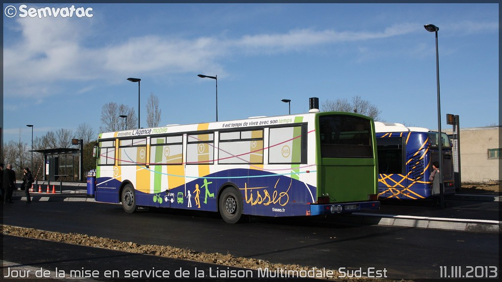 Heuliez Bus GX 107 – Tisséo n°9272