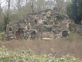 The Grotto, Wanstead Park, London.