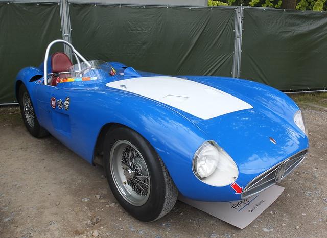 Maserati 300 S Spider 1955
