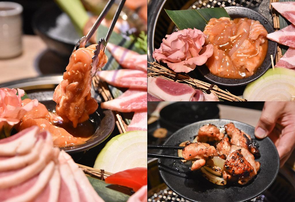 台中公益路燒肉推薦 一頭牛燒肉 菜單47