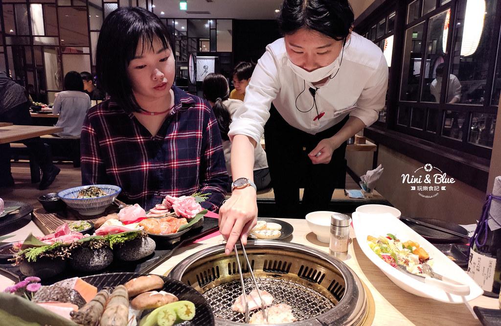 台中公益路燒肉推薦 一頭牛燒肉 菜單44