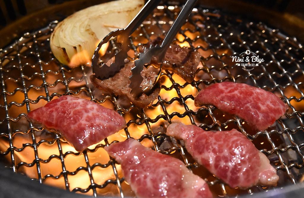 台中公益路燒肉推薦 一頭牛燒肉 菜單39