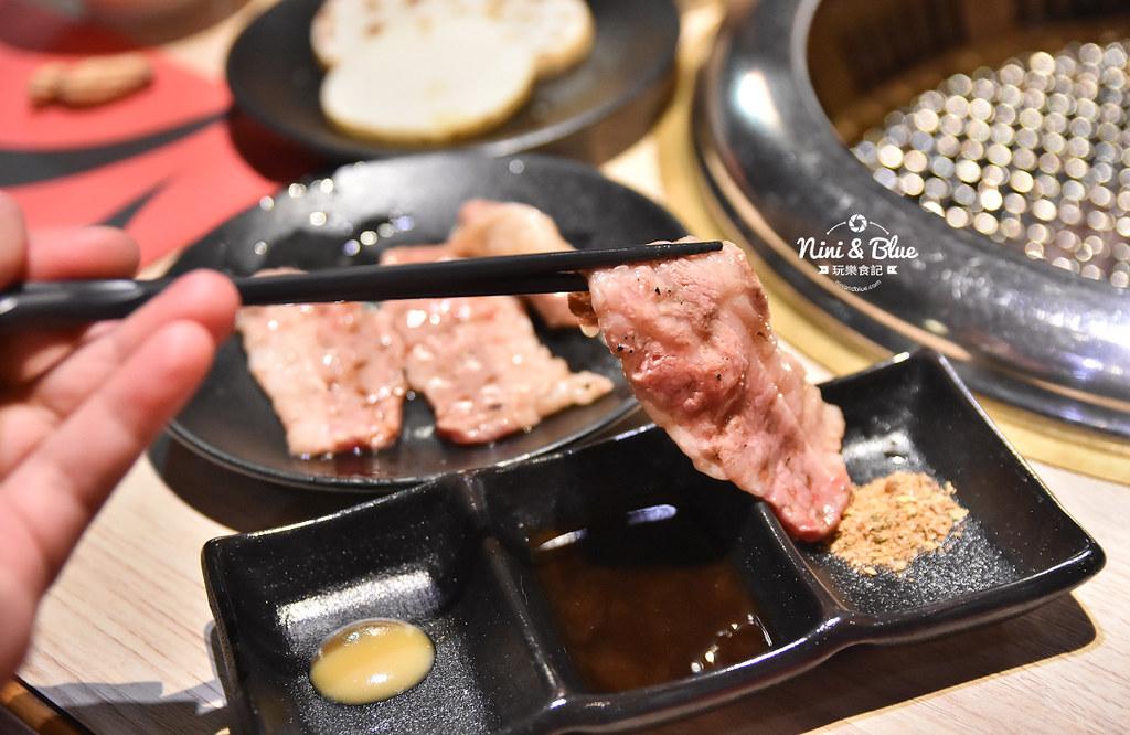 台中公益路燒肉推薦 一頭牛燒肉 菜單35