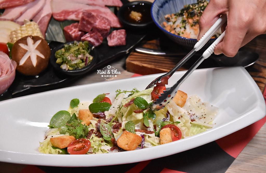 台中公益路燒肉推薦 一頭牛燒肉 菜單27