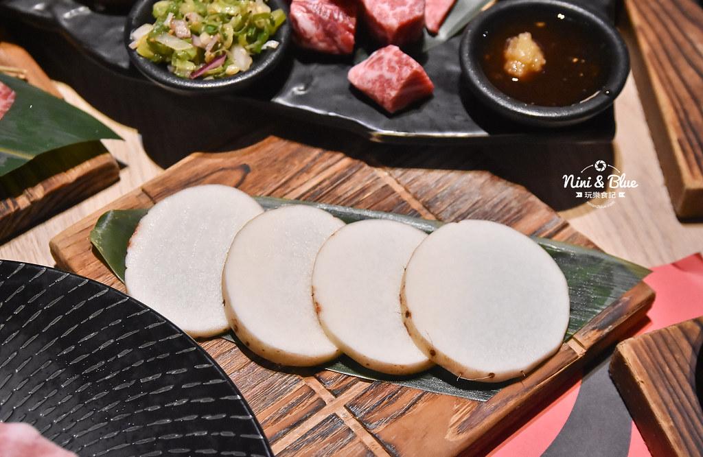 台中公益路燒肉推薦 一頭牛燒肉 菜單18