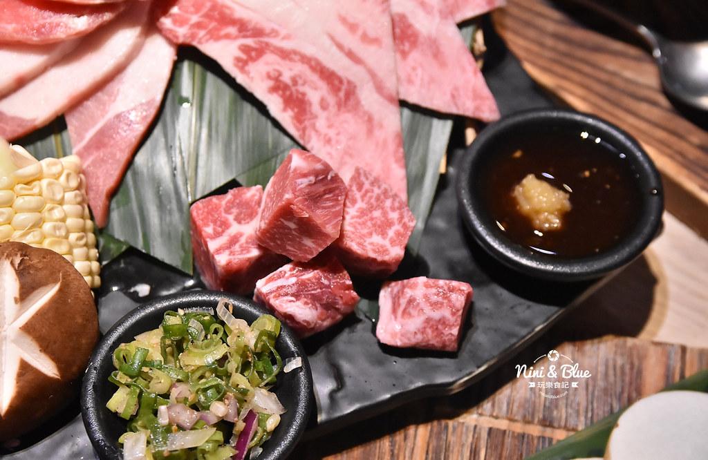 台中公益路燒肉推薦 一頭牛燒肉 菜單16