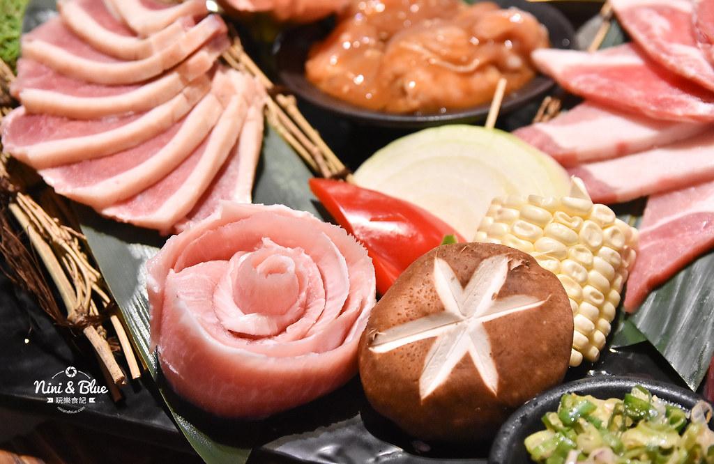 台中公益路燒肉推薦 一頭牛燒肉 菜單15