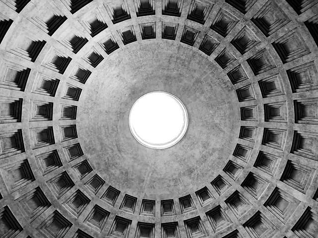La bellezza dell'Italia Il Pantheon, Roma