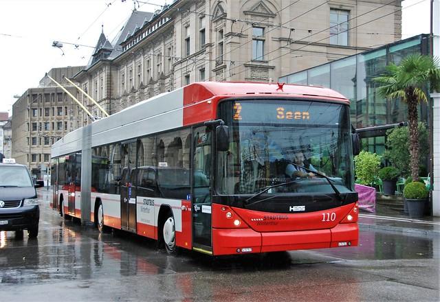 Winterthur, Bahnhofplatz 18.09.2011