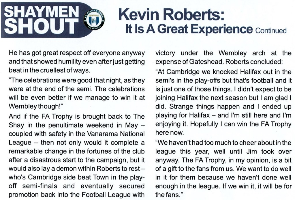 26-03-2016 Halifax Town 1-0 Altrincham 15 Kevin Roberts