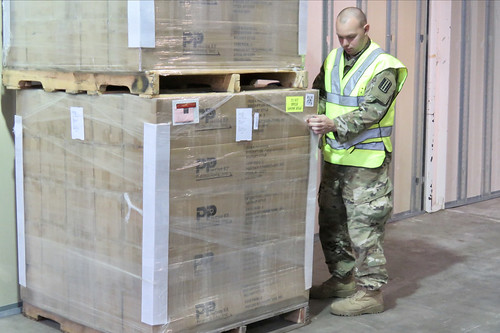 Virginia National Guard assists with planning, logistics in COVID-19 fight
