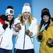 Slavnostní předání medailí na olympiádě v PyeongChang 2018, foto: GettyImages