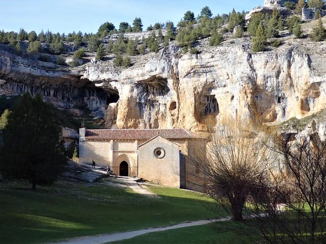 Ermita de San Bartolomé - Cañón de Río Lobos - Soria