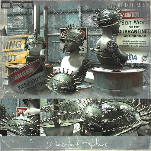 Wasteland Helmet GroupGift
