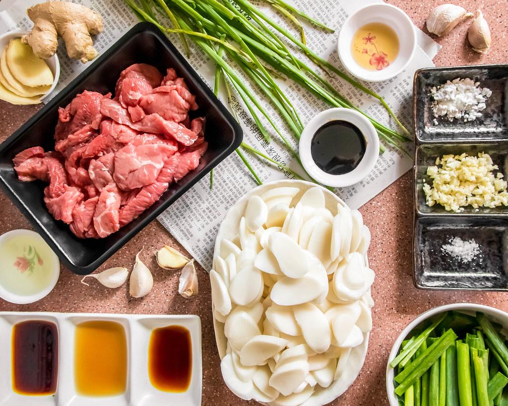 ingredients-stir-fry-beef-and-rice-cakes-alexisjetsets-lexeatslower