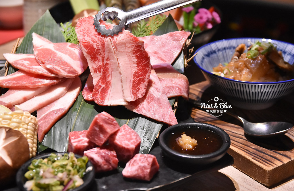 台中公益路燒肉推薦 一頭牛燒肉 菜單19
