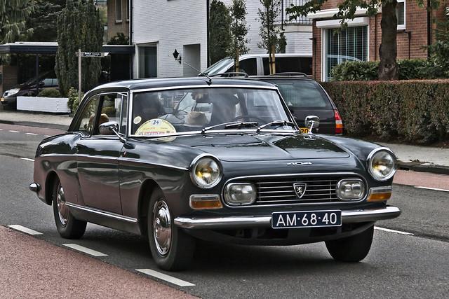 Peugeot 404 Coupé 1967 (6036)