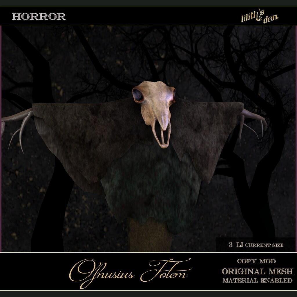 Lilith's Den  - Ofnusius Totem
