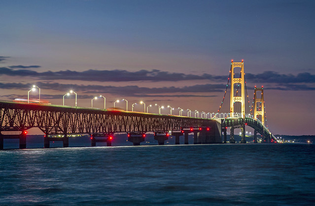 The Mighty Mac after Sundown
