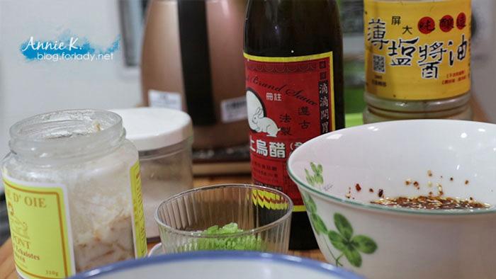 紅油抄手醬料