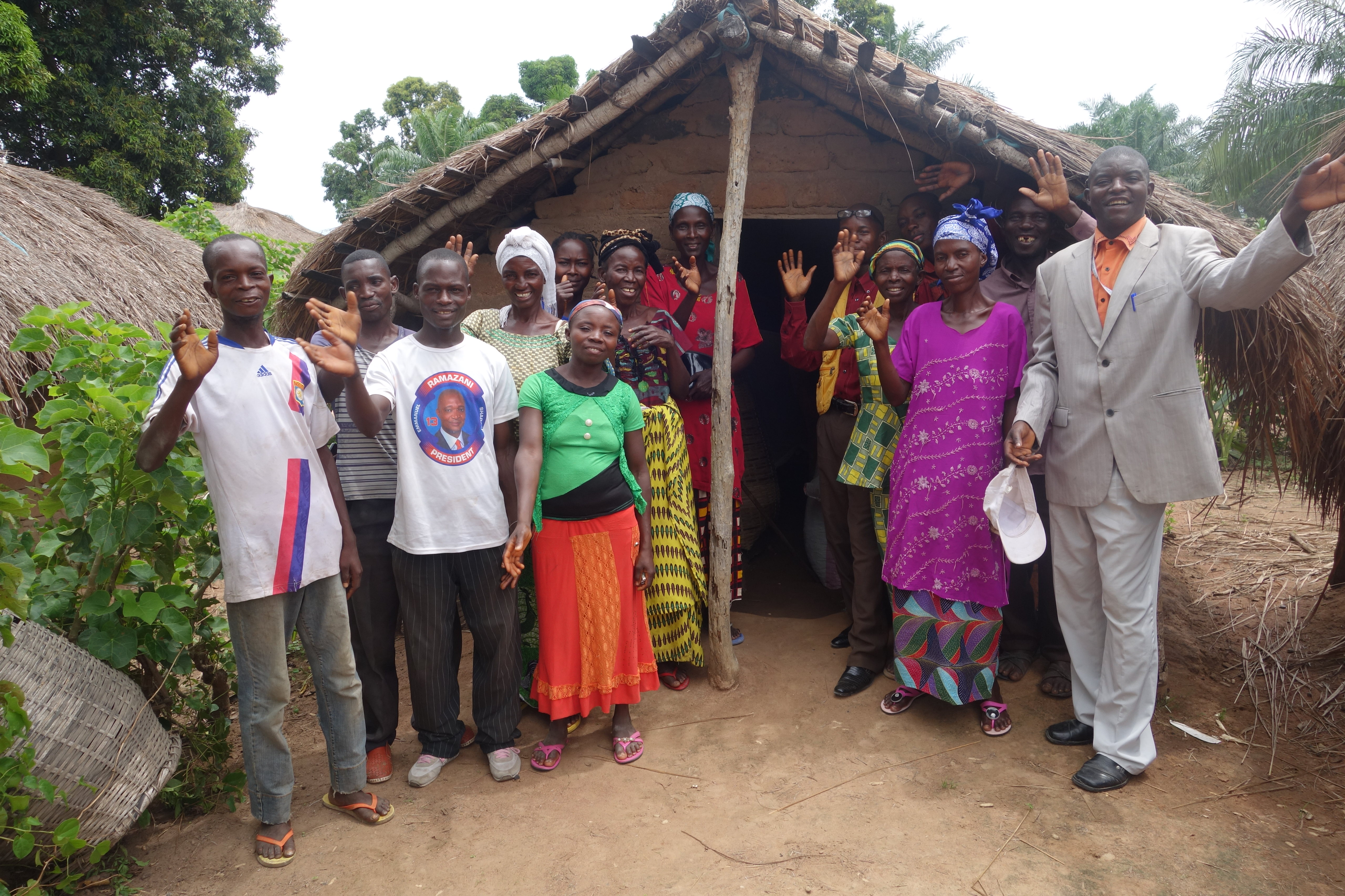 Improving the prospects for local peace through the Dimitra Clubs in the Democratic Republic of the Congo