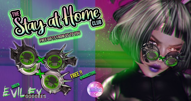 Free GIFT *The Stay at Home Club!*