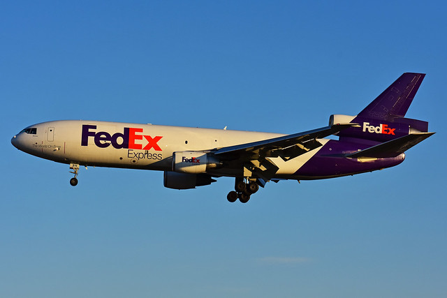 N311FE (FedEx)
