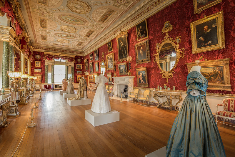 Harewood House The Gallery