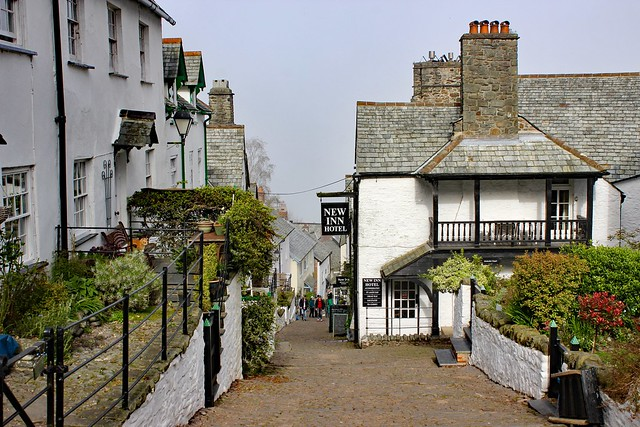 Clovelly, North Devon *