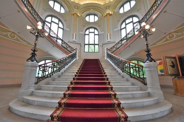 Riga -Latvian National Museum of Art - Latvia