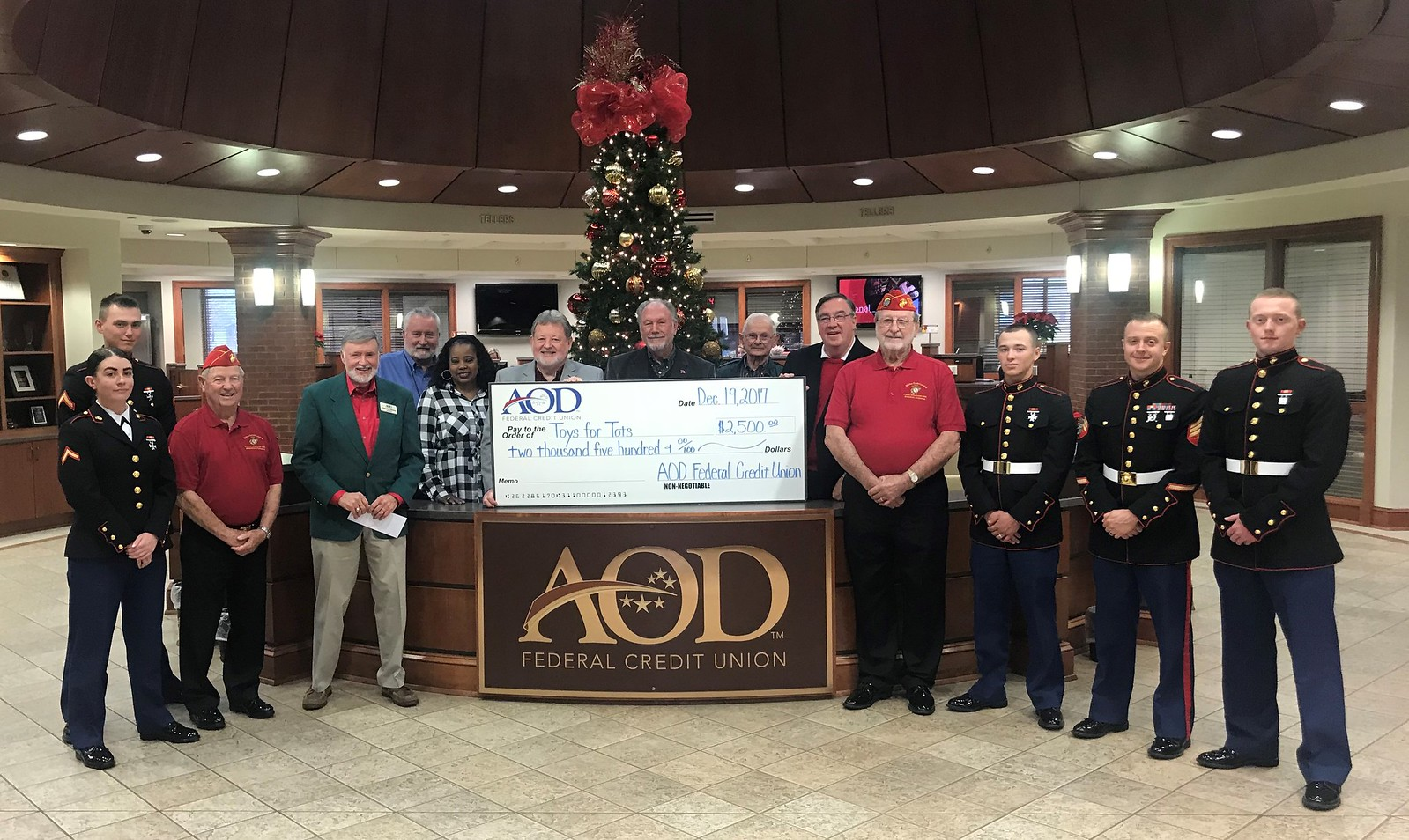 AOD In The Community