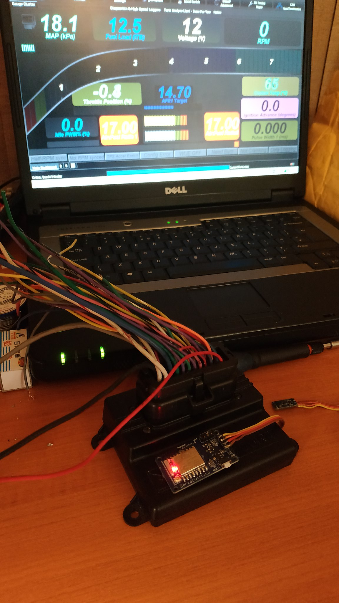 EFI conversion on VS800 49701161471_b7bdb408c9_k