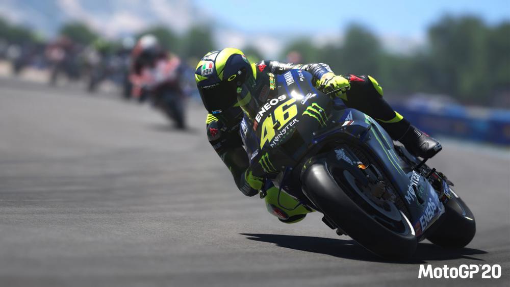 MotoGP20 Valentino Rossi