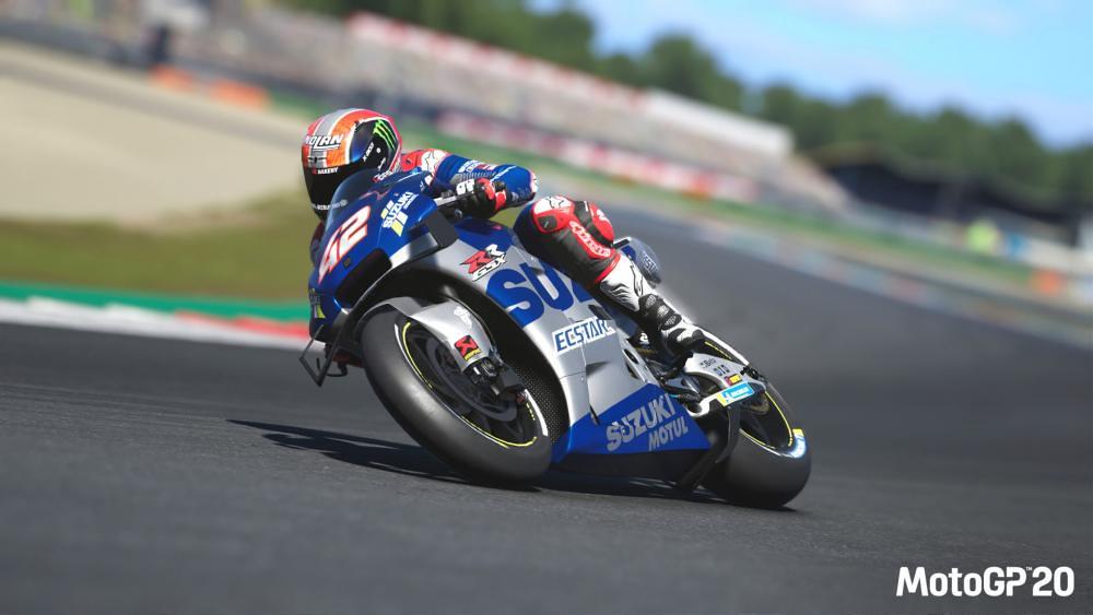 MotoGP20 Alex Rins