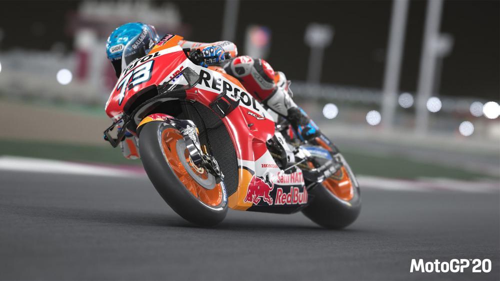 MotoGP20 Alex Marquez
