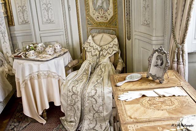 Chambre de Béatrice Ephrussi de Rothschild