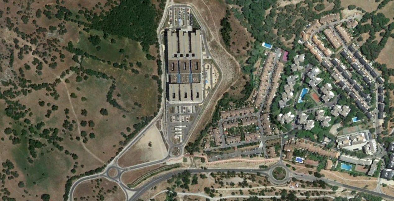 hospital general de villalba, villalba, madrid, hospital de la quirón, después, urbanismo, planeamiento, urbano, desastre, urbanístico, construcción, rotondas, carretera