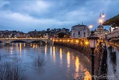 Larga exposición en Roma