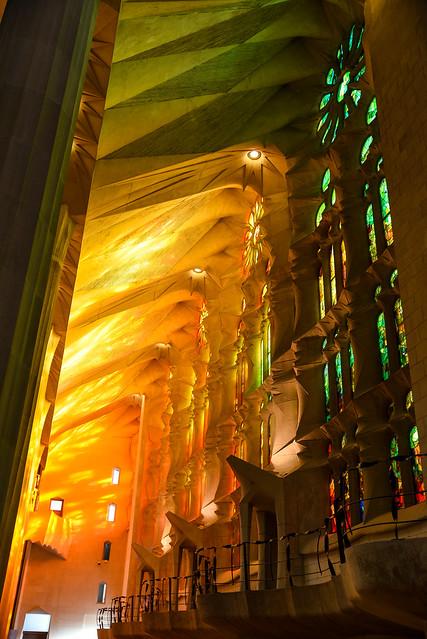 Ligths - Sagrada Familia