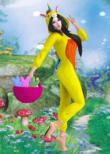 Tiar - Easter Bunny Who
