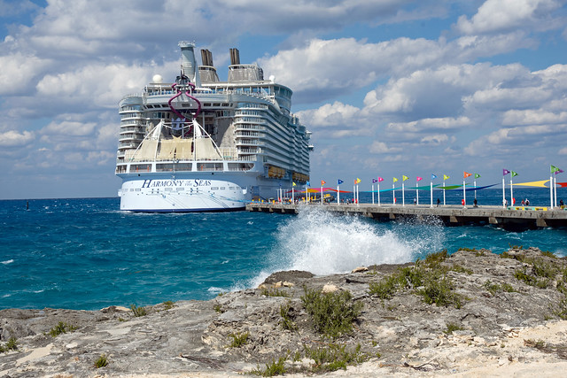 Coco Cay - Royal Caribbean - Harmony of the Seas