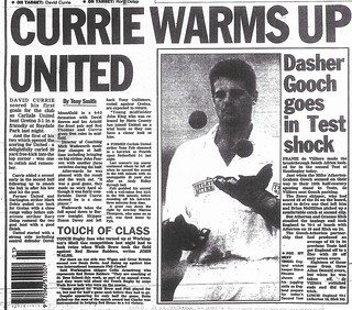 Gretna V Carlisle United 3-8-1994 Match Report | by cumbriangroundhopper