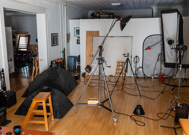 Set Up Shots