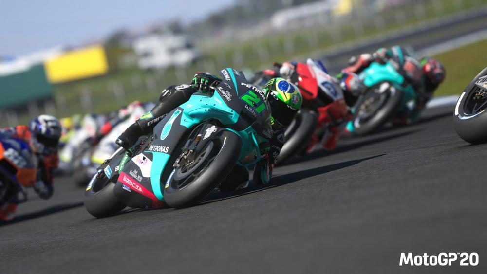 MotoGP20 Franco Morbidelli