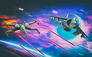 StarWars vs Harrier