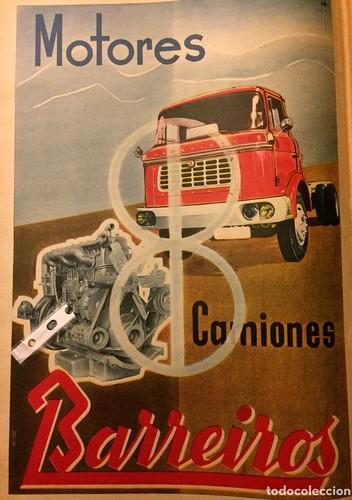 publicitat camions Barreiros
