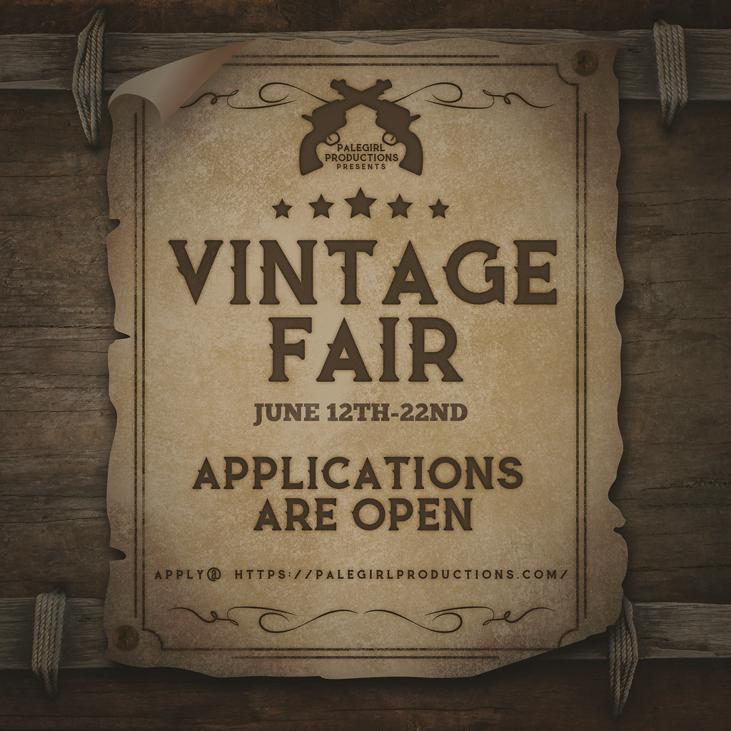Vintage Fair 2020 – Applications are Open