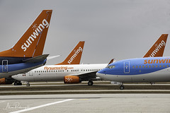 Sunwing Grounded